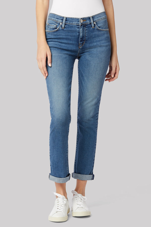Nico Straight Rolled Cuff Jean