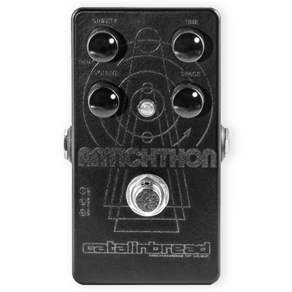 Catalinbread Antichthon Fuzz & Tremolo