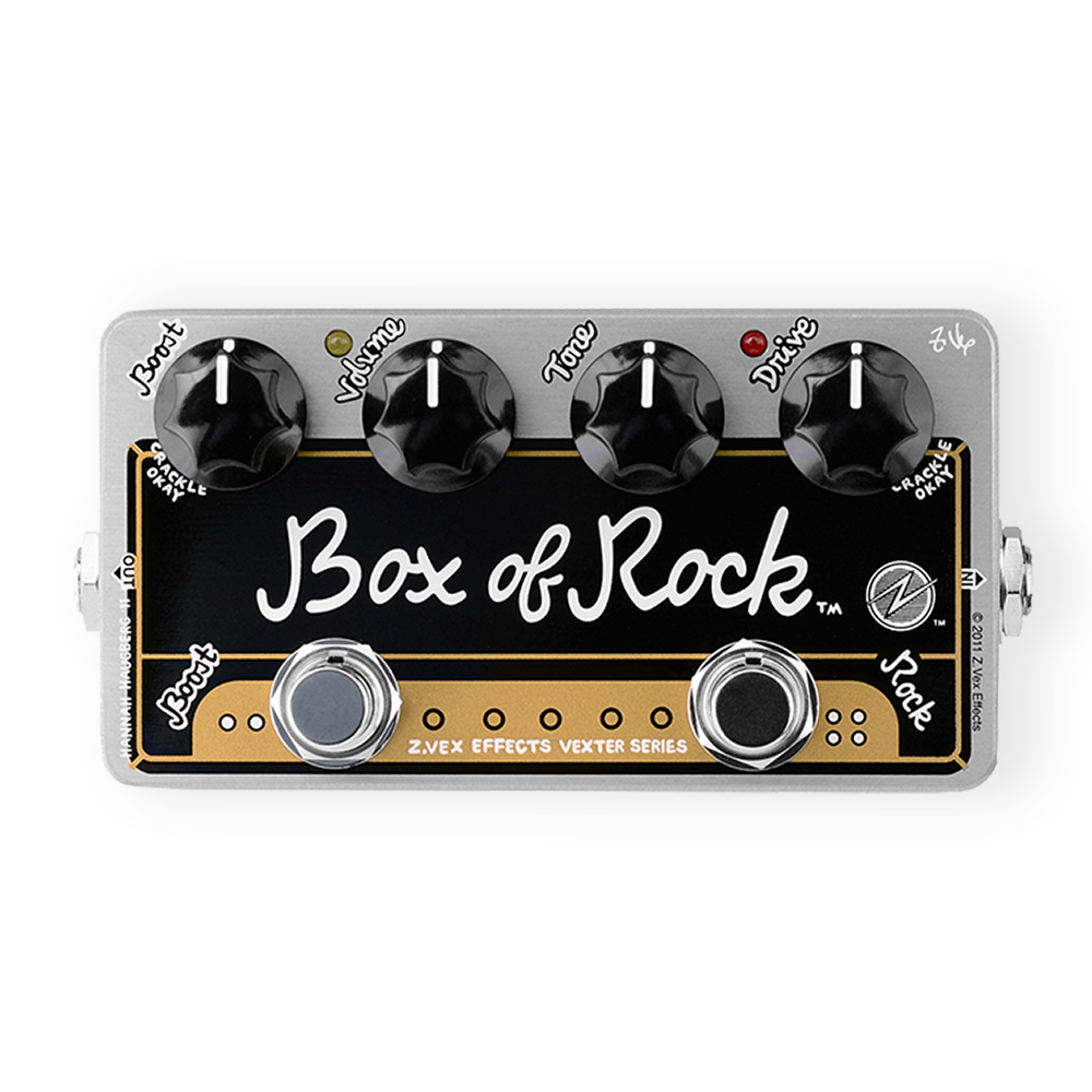 ZVEX Box of Rock Distortion