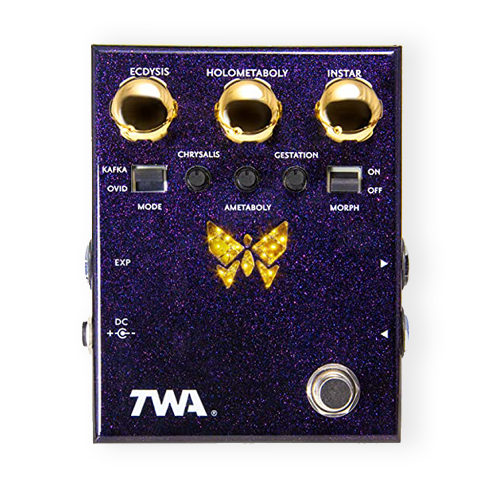 Totally Wycked Audio Dynamorph Distortion Filter