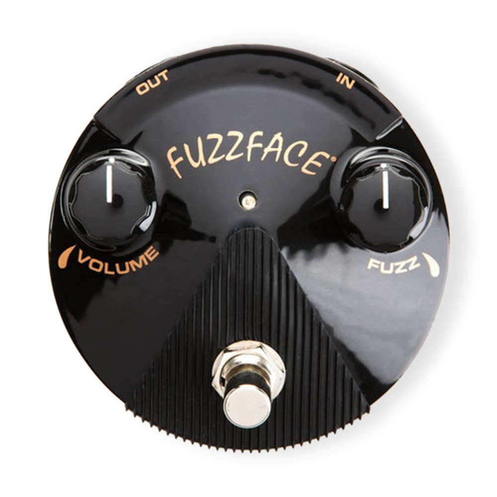 Dunlop FFM4 Joe Bonamassa Fuzz Face Mini Distortion