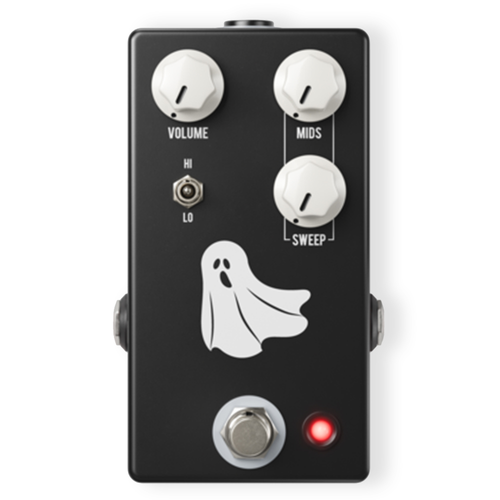 JHS Haunting Mids Preamp & Equalization