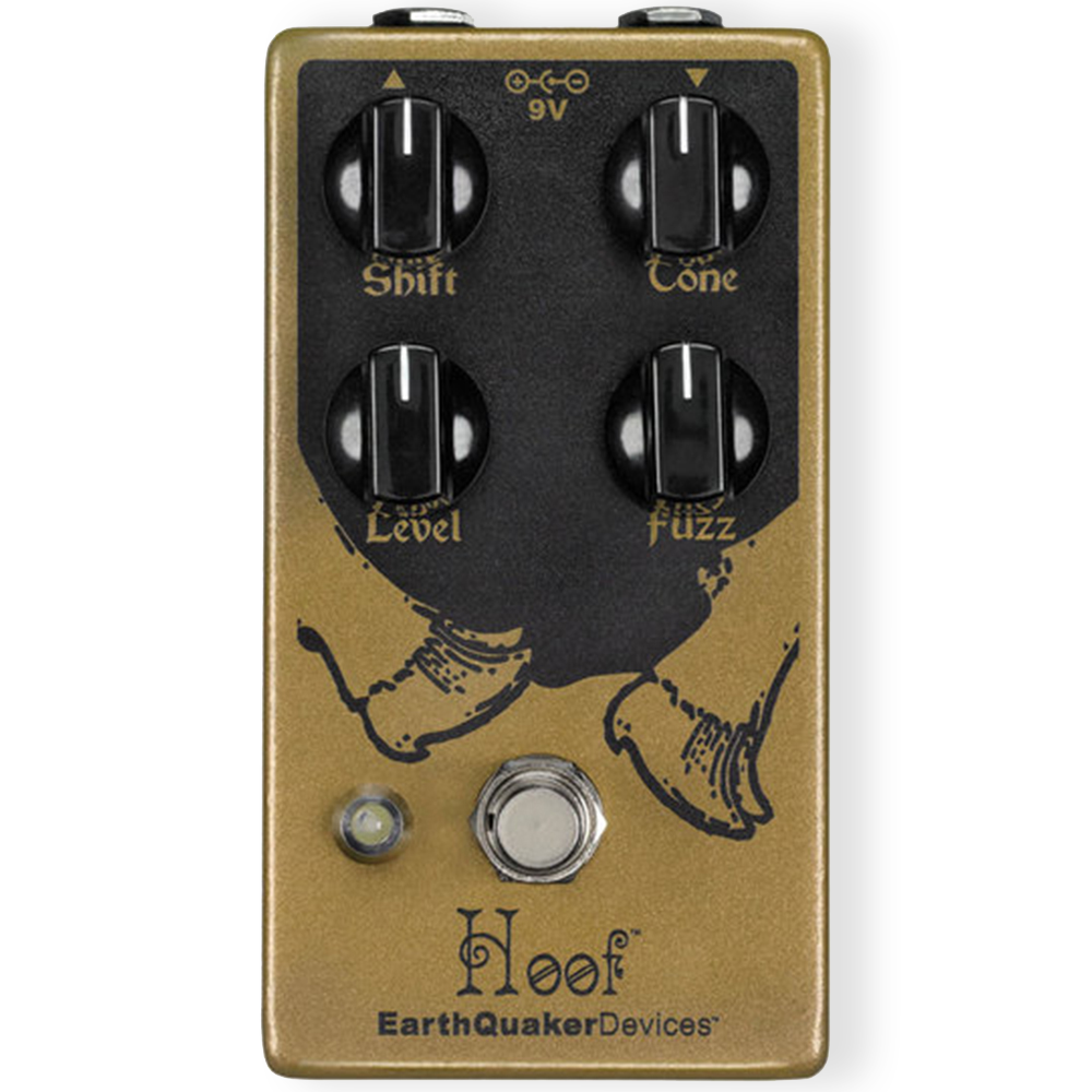 Earthquaker Devices Hoof Hybrid Fuzz