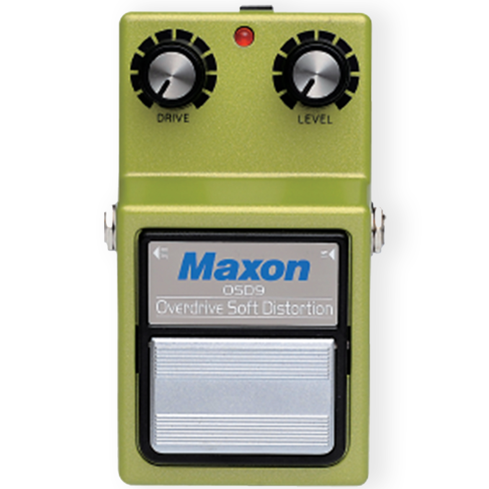 Maxon OSD-9 Overdrive-Soft Distortion