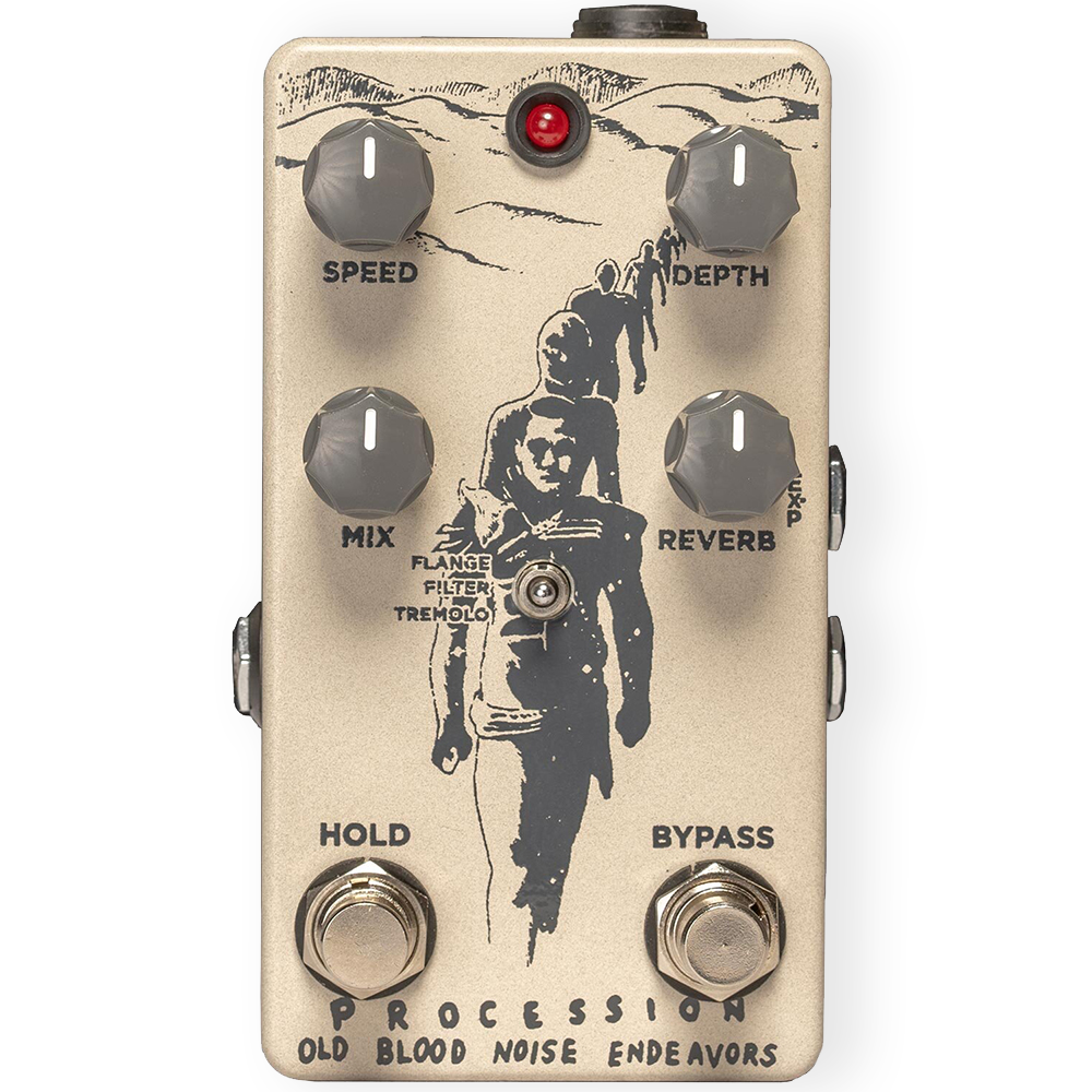 Old Blood Noise Endeavors Procession Reverb