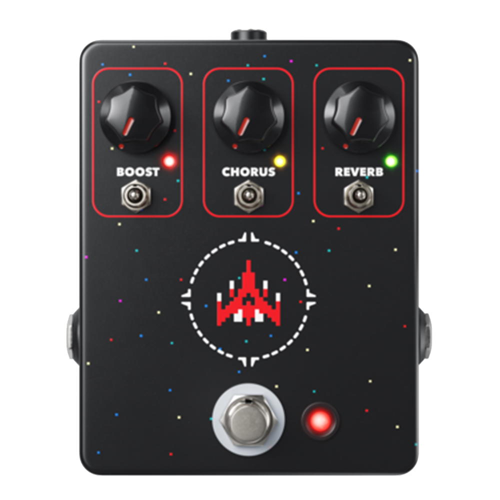 JHS Space Commander Boost / Chorus / Reverb