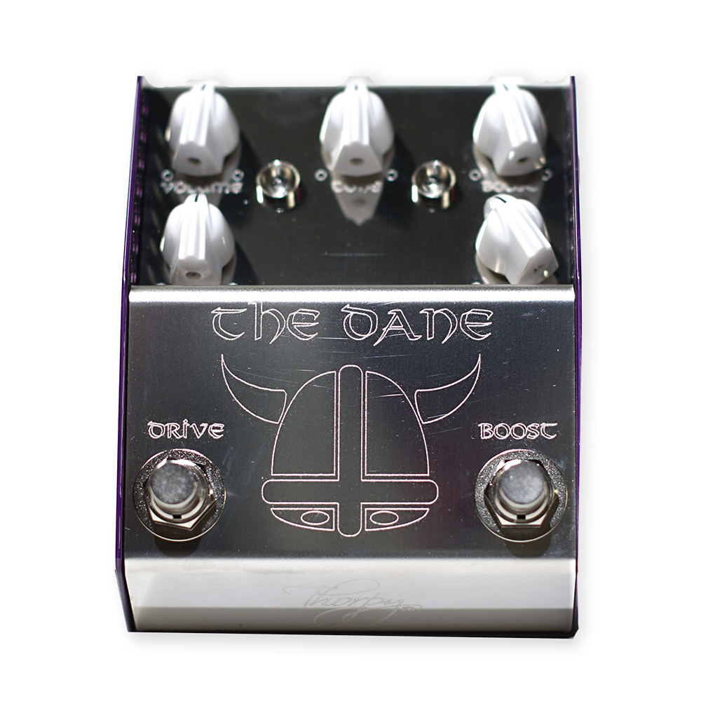 ThorpyFX Dane Dual Boost & Overdrive