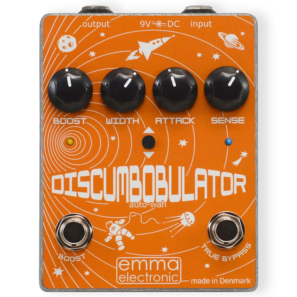 Emma Electronic DisBOBulator V2 Auto Wah & Filter