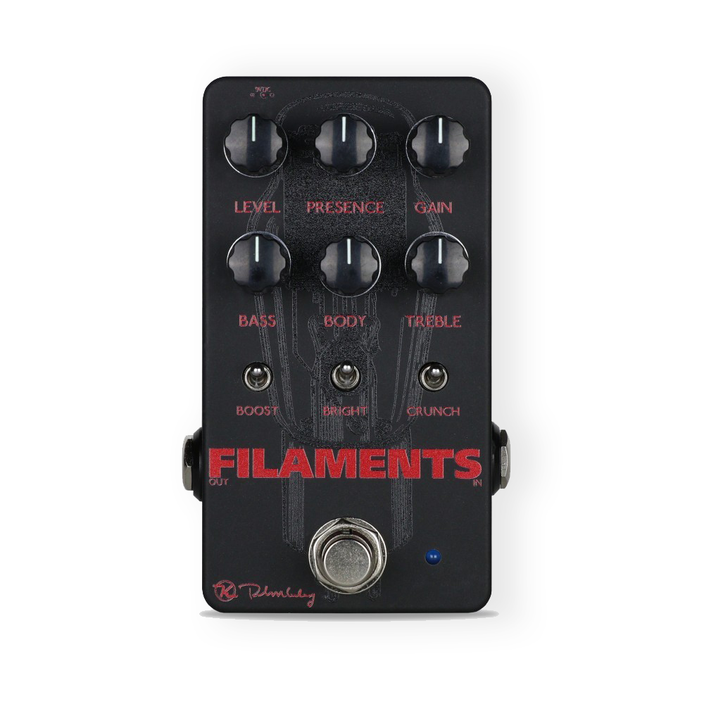Keeley Electronics Filaments High Gain Distortion