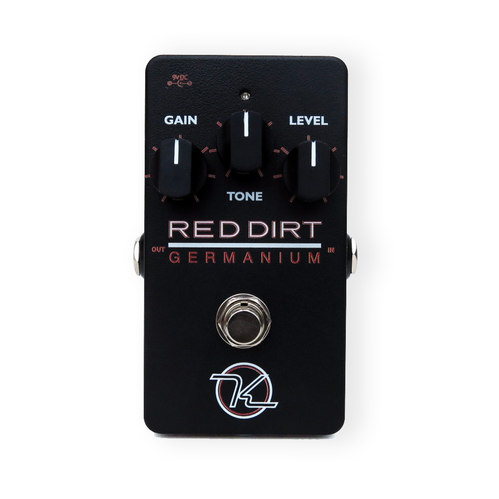Keeley Electronics Red Dirt Germanium Overdrive