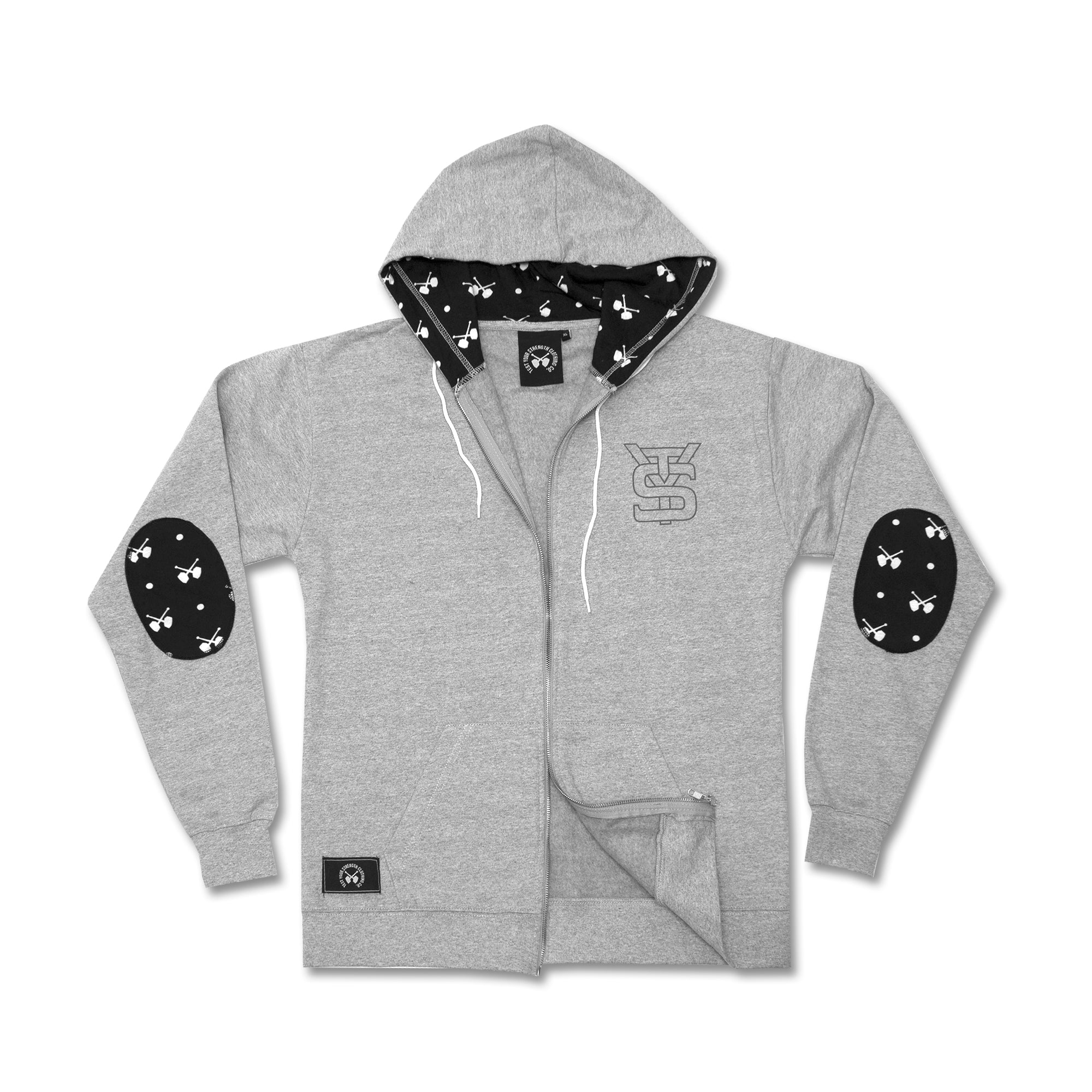 The Wild Hoodie Heather Grey