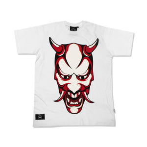 The Hannya White