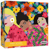 Three Women 500 Piece Puzzle By Gibsons