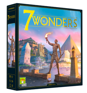 7 Wonders Second Edition