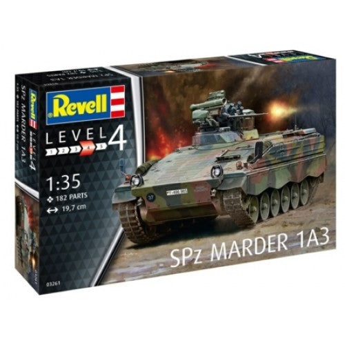 Revell SPZ Marder 1 A3 1:35 Scale