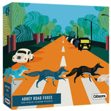 Abbey Road Foxes 500 Piece Puzzle By Gibsons