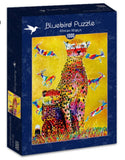 African Watch 1000 Piece Puzzle by Bluebird Puzzle