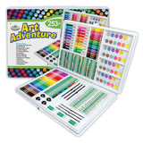 Royal & Langnickel 253-Piece Art Adventure Set