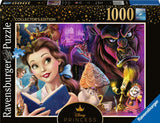 Disney Collector's Edition Disney Princess Heroines No.2 - Beauty & The Beast 1000 Piece Puzzle by Ravensburger