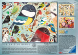 Matt Sewell´s Our British Birds 500 Piece Puzzle By Ravensburger