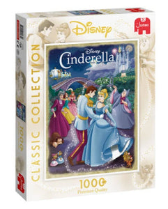 Disney Classic Collection Cinderella 1000 Piece Puzzle by Jumbo