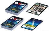 Classic Card Travel Game Cluedo