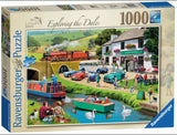 Leisure Days No 2 Exploring the Dales 1000 Piece Puzzle by Ravensburger