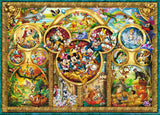 The Best Disney Themes 1000 Piece Puzzle by Ravensburger
