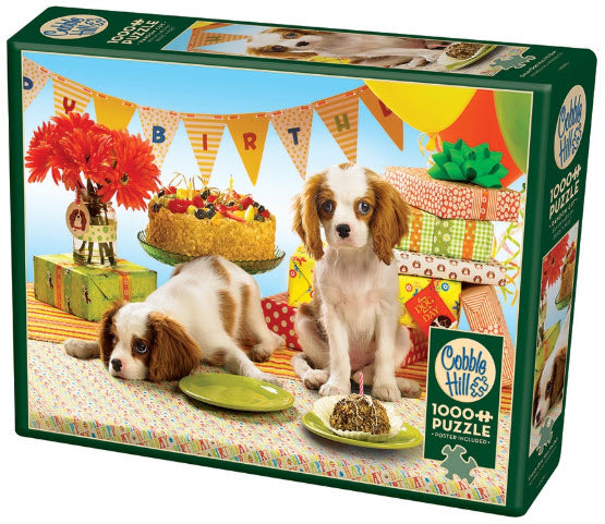 Every Dog has Its Day 1000 Piece Puzzle by Cobble Hill Puzzles