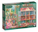 Dolls House Memories 1000 Piece Puzzle by Falcon