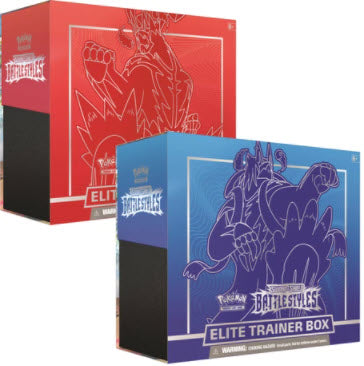Pokémon TCG: Sword & Shield 5 Battle Styles Elite Trainer Box