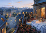 An Evening in Paris 1000 Piece Puzzle By Gibsons