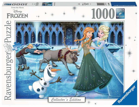 Disney Collector's Edition, Frozen 1000 Piece Puzzle by Ravensburger