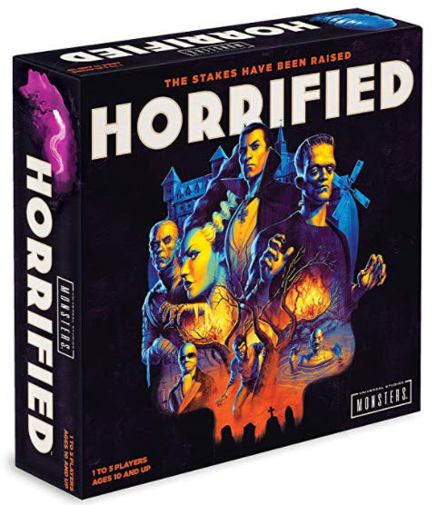 Horrified: Universal Monsters