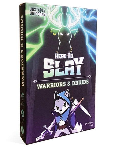 Here to Slay: Warriors & Druids Expansion