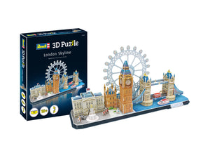 London Skyline Revell 3D Puzzle
