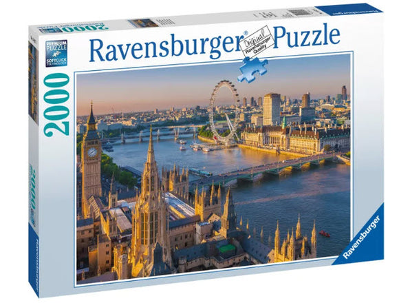 Atmospheric London 2000 Piece Puzzle by Ravensburger