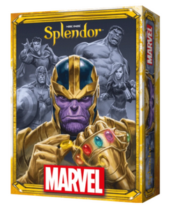 Splendor: Marvel Edition