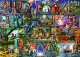 Myths & Legends 1000 Piece Puzzle by Ravensburger