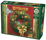 Peace On Earth 1000 Piece Puzzle by Cobble Hill Puzzles