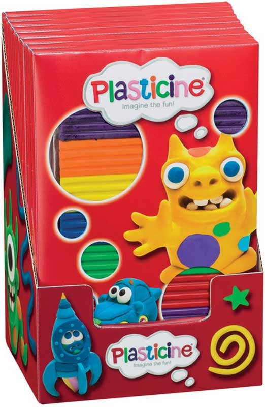 Plasticine 24 Colour Max Pack