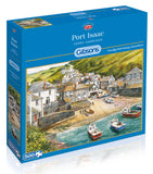 Port Isaac 500 Puzzle By Gibsons