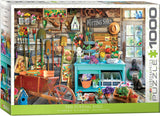 The Potting Shed 1000 Piece Puzzle by Eurographics