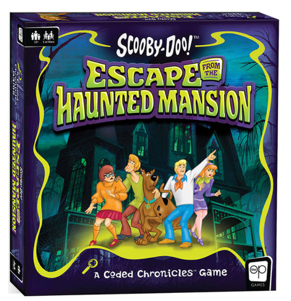Scooby-Doo™: Escape from the Haunted Mansion – A Coded Chronicles™ Game