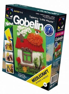 Fantazer Gobelin Tapestry Sweet Home (Suitable for 5-12 Years)
