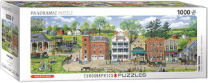 Train Station 1000 Piece Puzzle by Eurographics