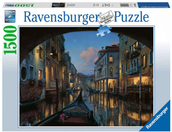 Venetian Dream 1500 Piece Puzzle by Ravensburger