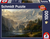 Waterfall 1000 Piece Puzzle by Schmidt