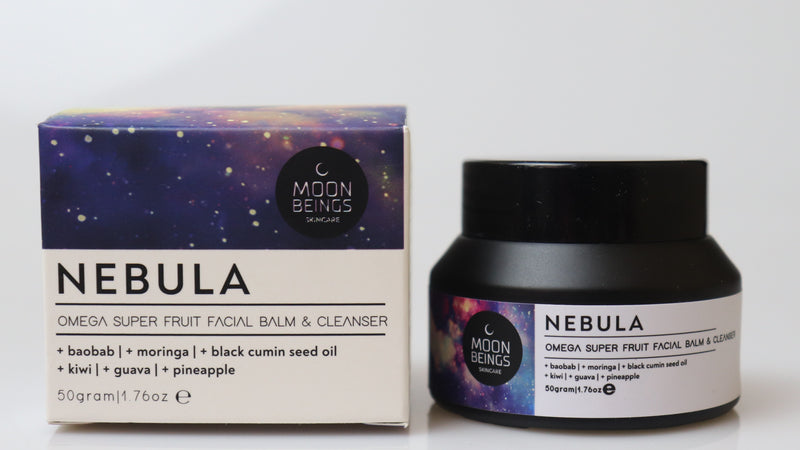 NEBULA Omega Super Fruit Facial Balm & Cleanser