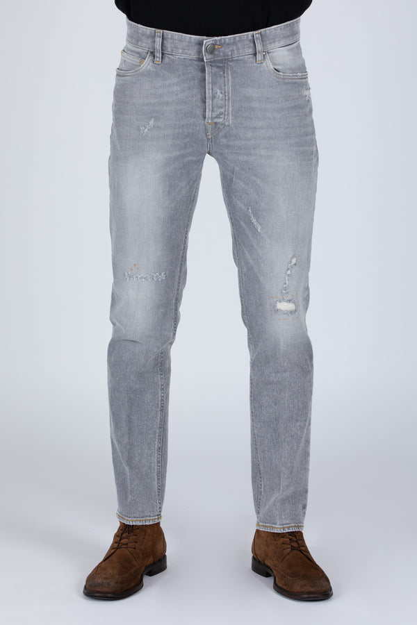 GREY DENIM MARMO - Barmas